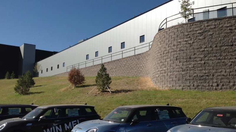 Slaton Bros, Inc Commercial Development Construction