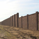 Slaton Bros, Inc Sound Barrier Wall, Noise Wall Construction