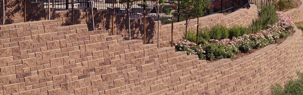 Slaton Bros, Inc Residential Development and Segmental Block Retaining Walls